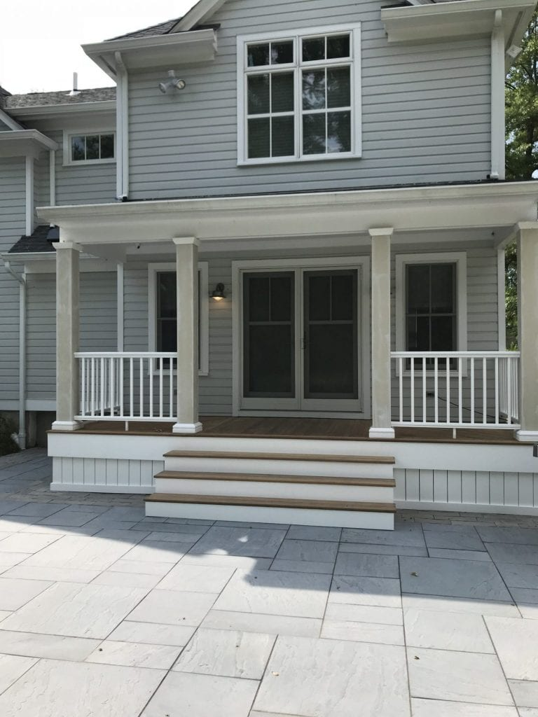 decking construction in berkley heights