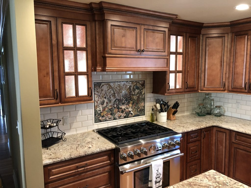 kitchen with marble remodeling chatham