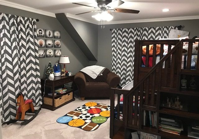 Home Remodeling Dormer Addition Kids Room