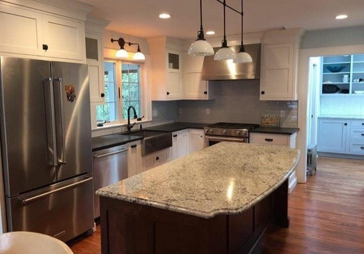 Kitchen Remodeling Dark Cabinets
