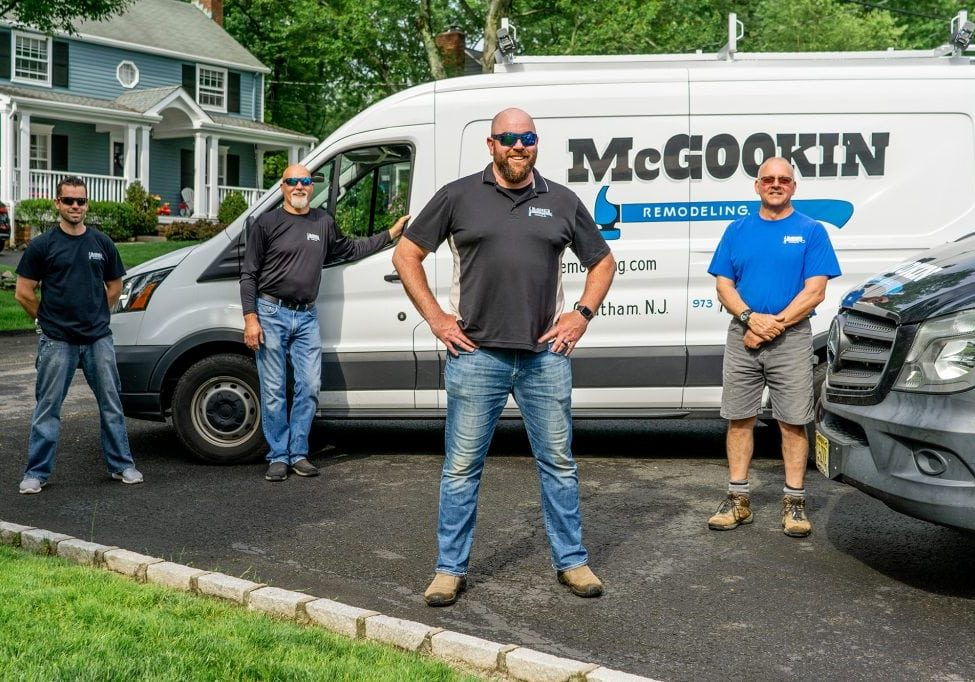 McGookin Remodeling Construction Staff